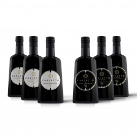 Pack 6 botellas Aceite Carletto